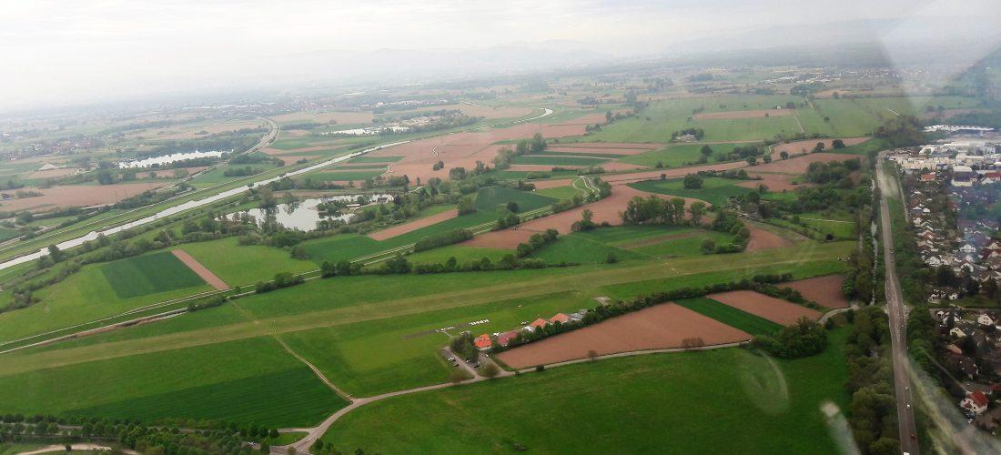 Luftbild EDSK